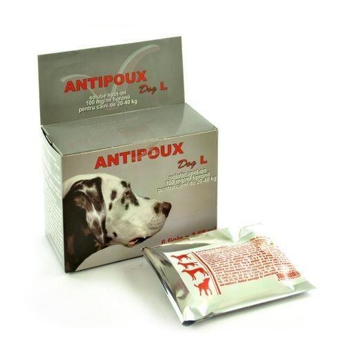 Pipeta antiparazitara, Antipoux Dog L imagine