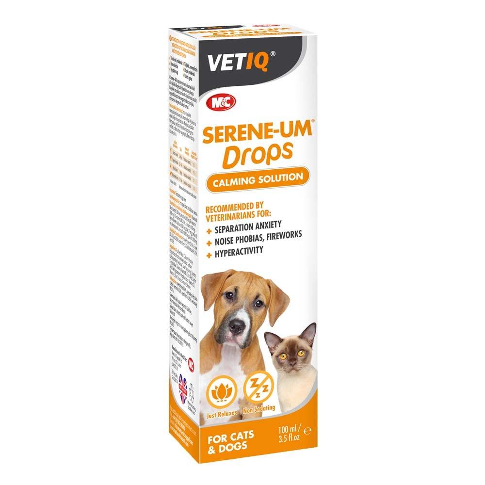 Vetiq Serene- Um Drops 100 ml imagine