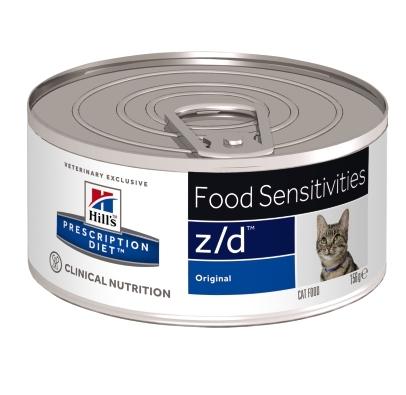 Hill's PD Feline Z/D, 156 g imagine