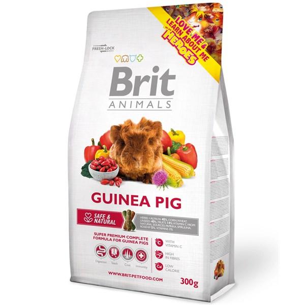 Brit Animals Porcusor de Guinea 300 g imagine