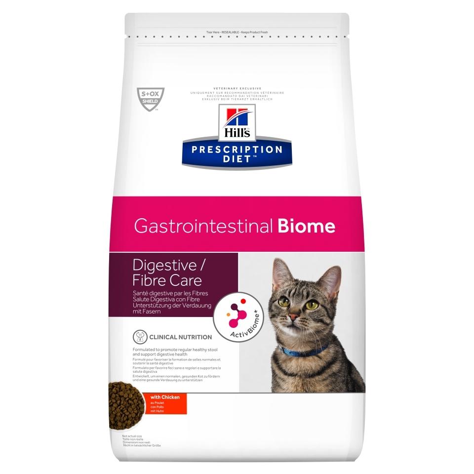 Hill's PD Gastrointestinal Biome hrana pentru pisici cu ActivBiome+ imagine