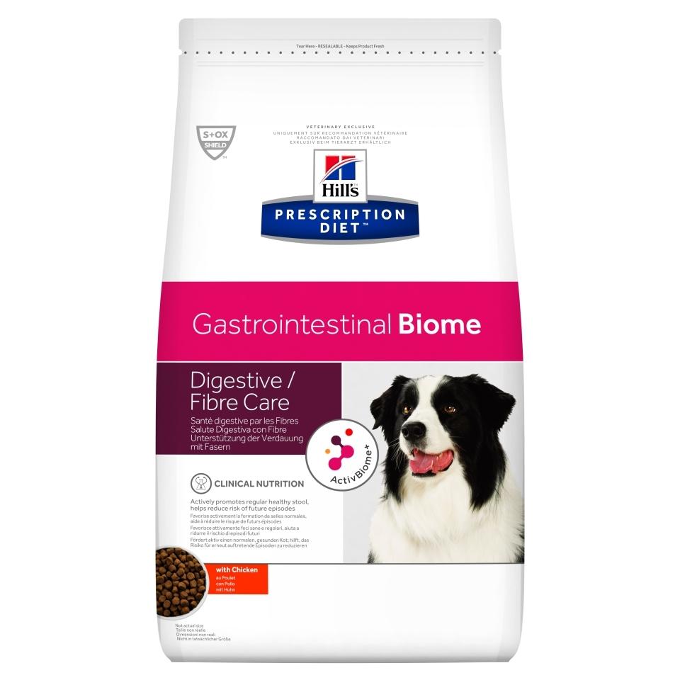 Hill's PD Gastrointestinal Biome hrană pentru câini cu ActivBiome+ imagine