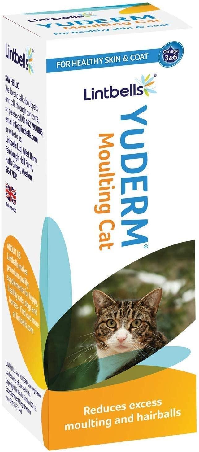 YuDERM Moulting Cat, 50 ml imagine