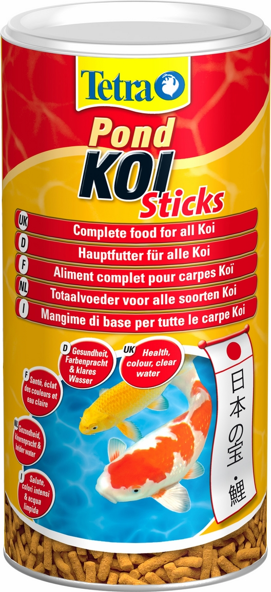 Tetrapond Koi Sticks Junior 1 L imagine