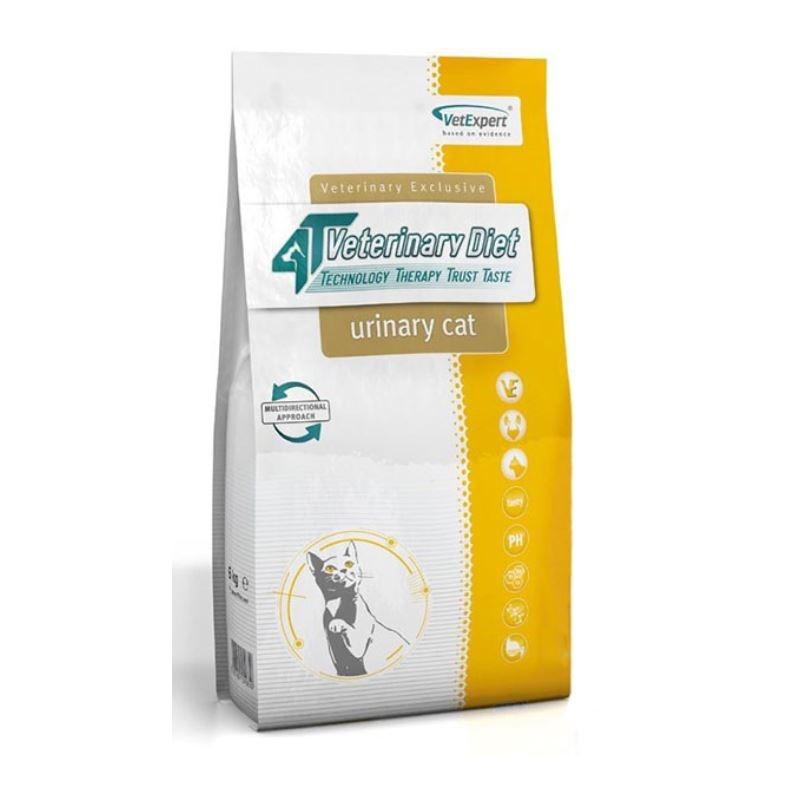 4T Veterinary Diet Urinary cat, 6 kg imagine