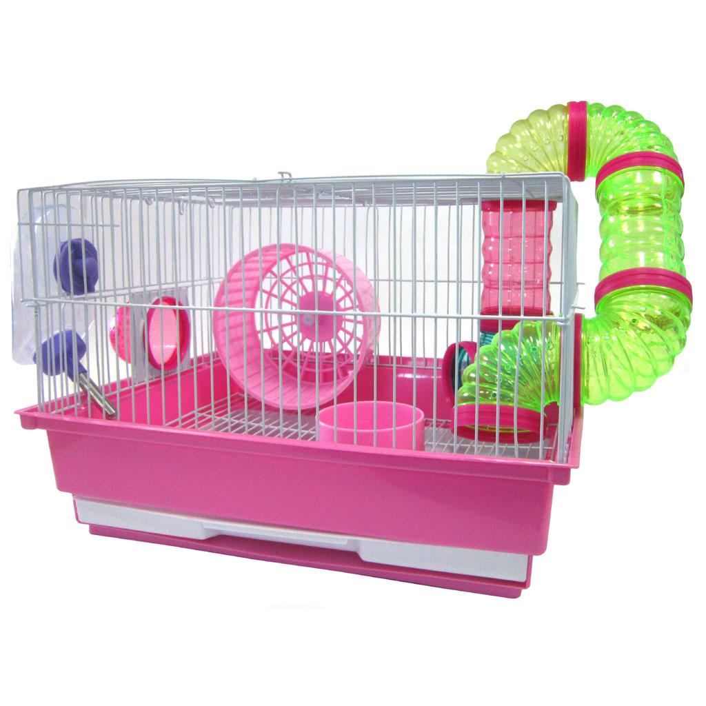 Cusca hamsteri 415B, diverse culori, 35 x 28 x 23 cm imagine