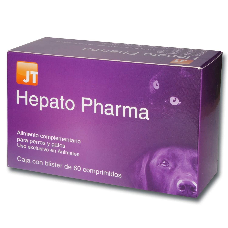 JT- HEPATO PHARMA 60 TABLETE imagine