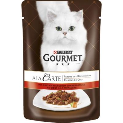 Gourmet A la Carte, Vita si Legume, 85 g imagine