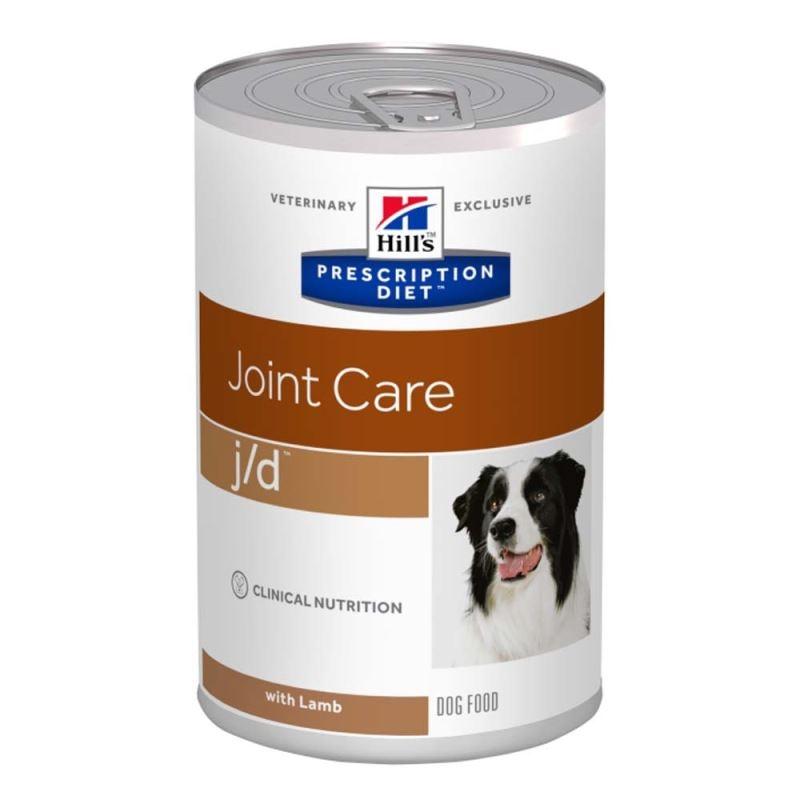 Hill's PD j/d Joint Care hrana pentru caini 370 g imagine