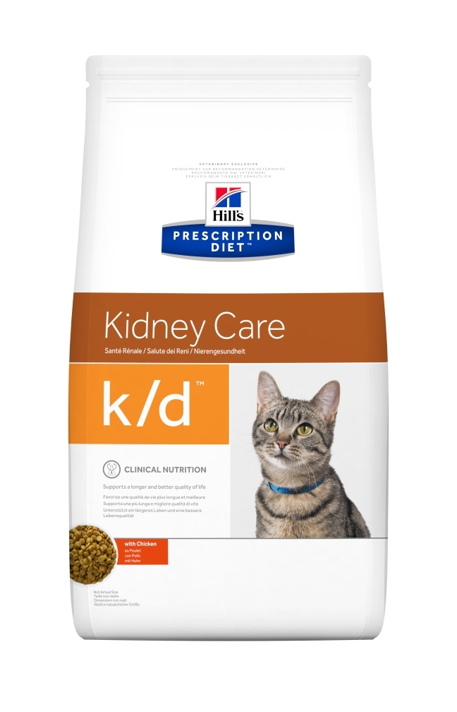 Hill's PD Feline K/D, 5 kg imagine