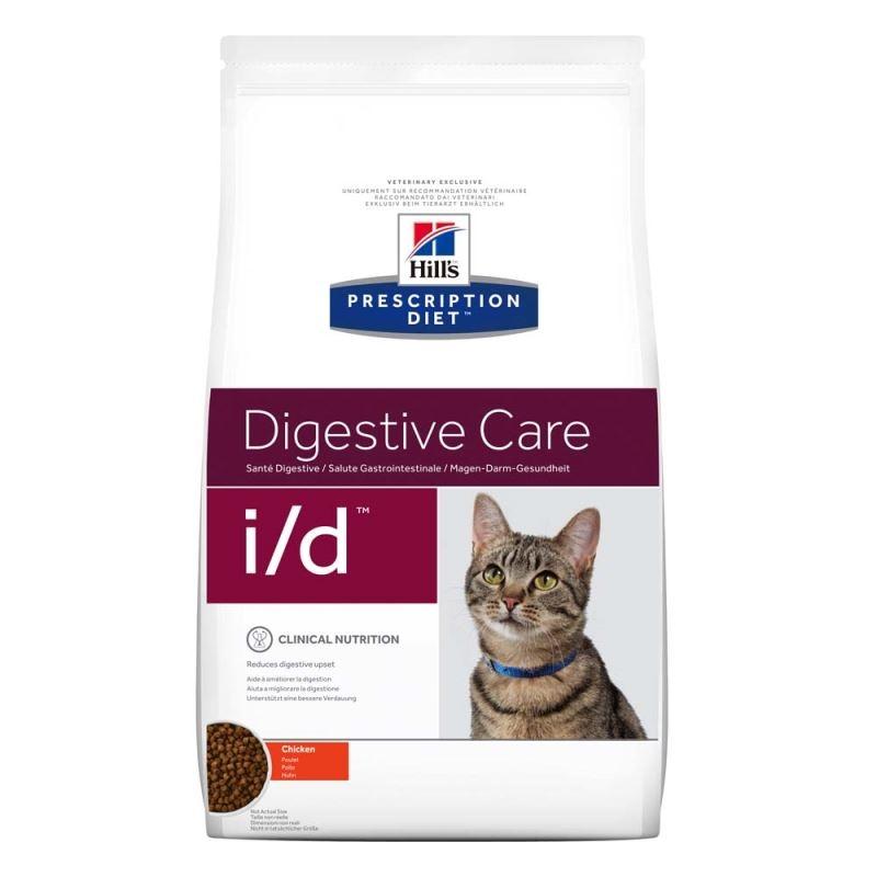 Hill's PD i/d Digestive Care hrana pentru pisici 400 g imagine