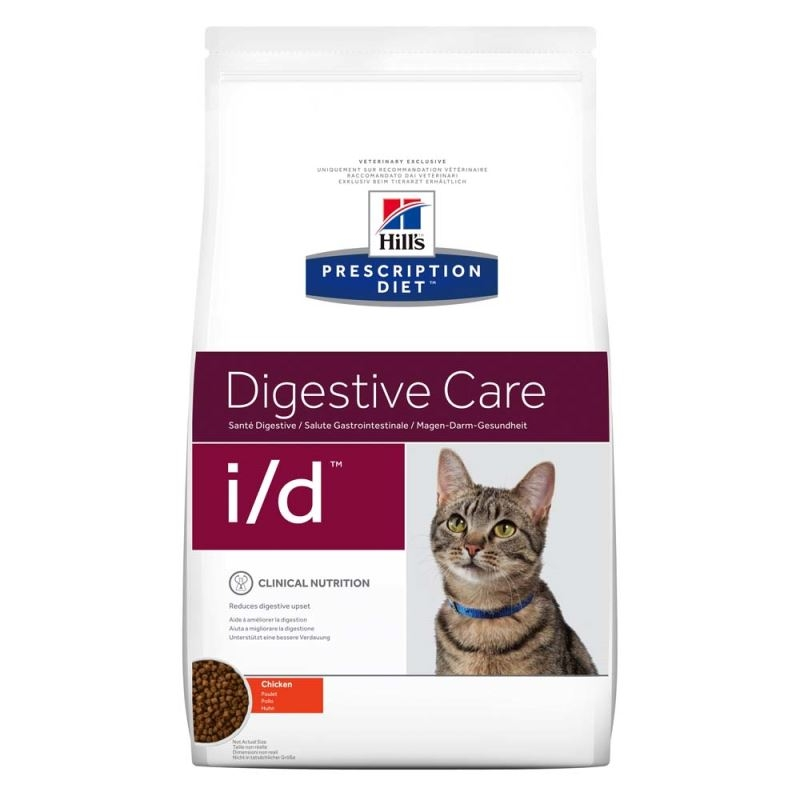 Hill's PD i/d Digestive Care hrana pentru pisici 5 kg imagine