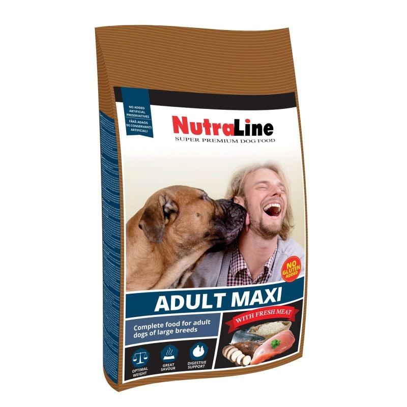 NUTRALINE CAINE ADULT MAXI 12.5 KG imagine