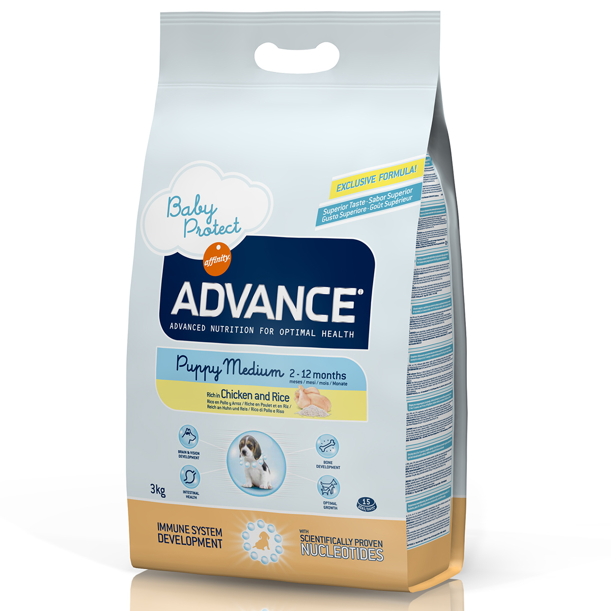 Advance Dog Medium Puppy Protect imagine