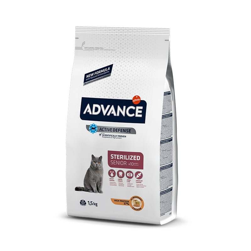 Imagine Advance Cat Senior 1,5 Kg