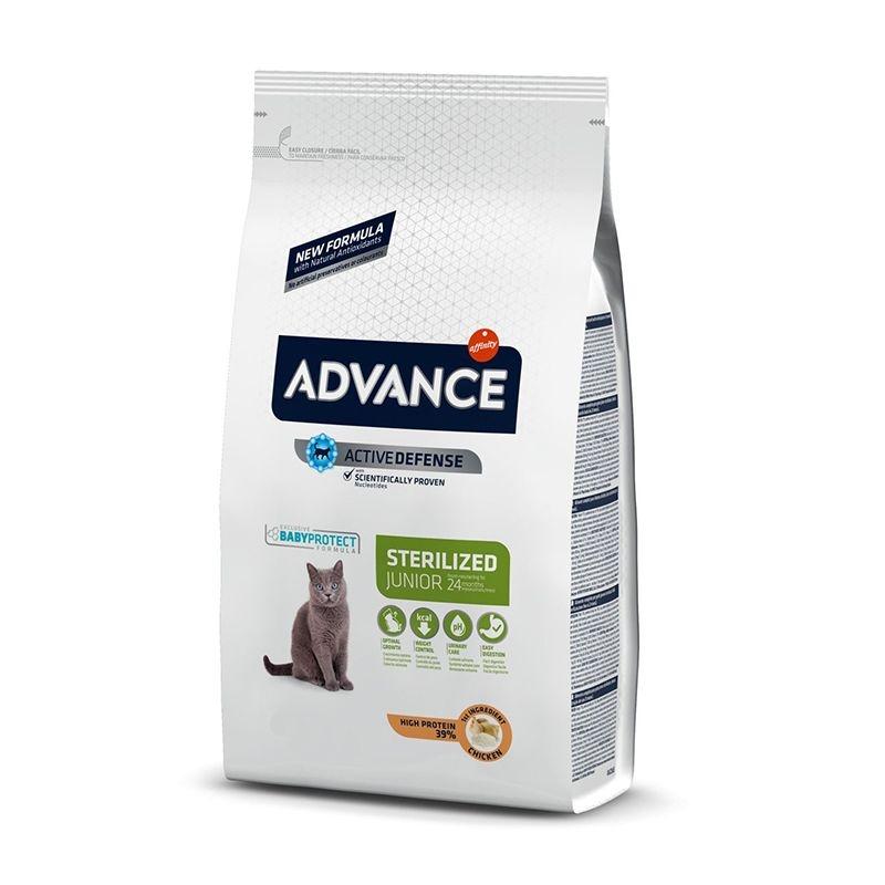 Advance Cat Sterilised Junior, 1.5 Kg imagine