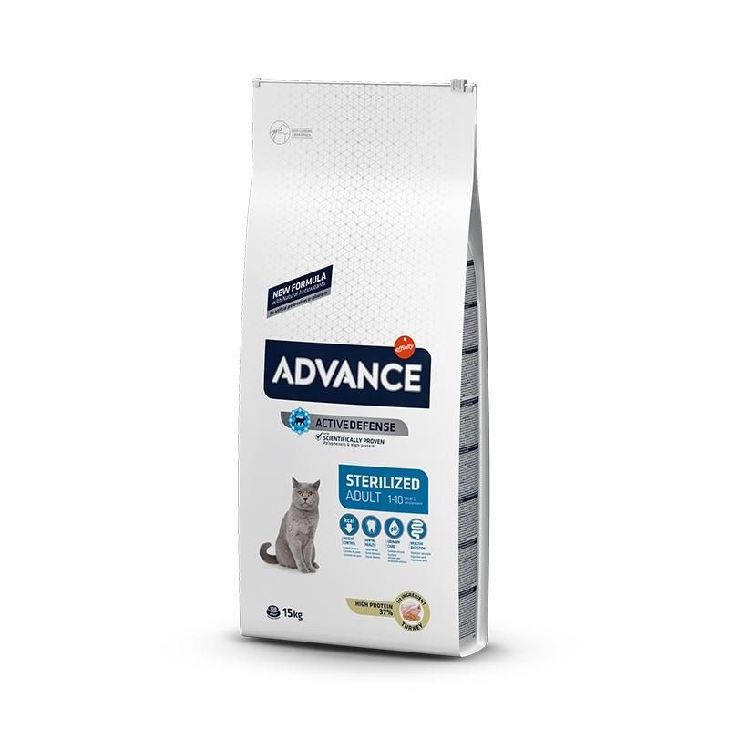 Advance Cat Sterilized, 15 kg imagine