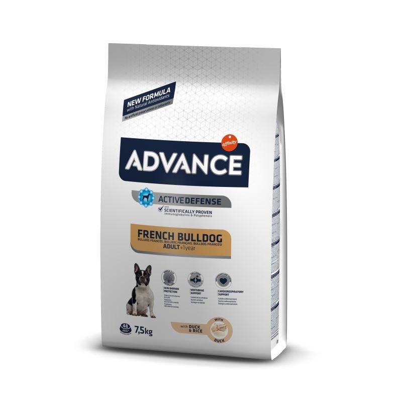 Advance Dog Bulldog Francez Adult, 7.5 Kg imagine
