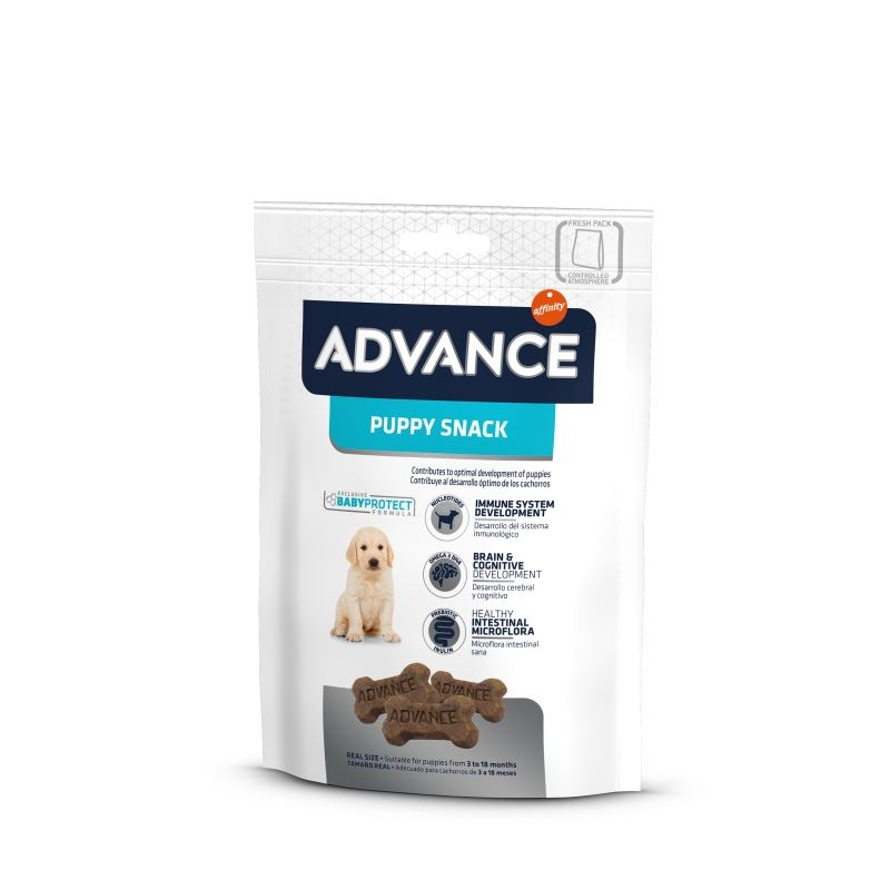 Advance Dog Puppy Snack, 150 g imagine