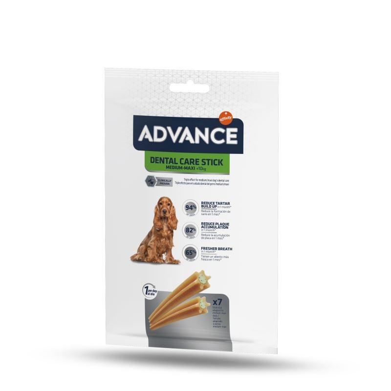 Advance Dog Dental Stick Medium - Maxi, 180 g imagine