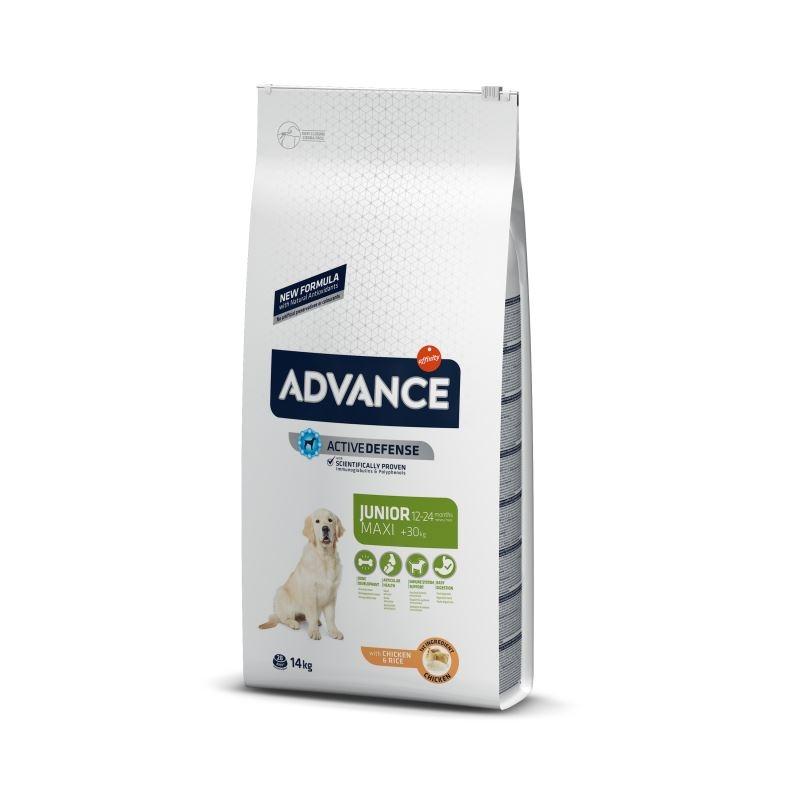 Advance Dog Maxi Junior, 14 kg imagine