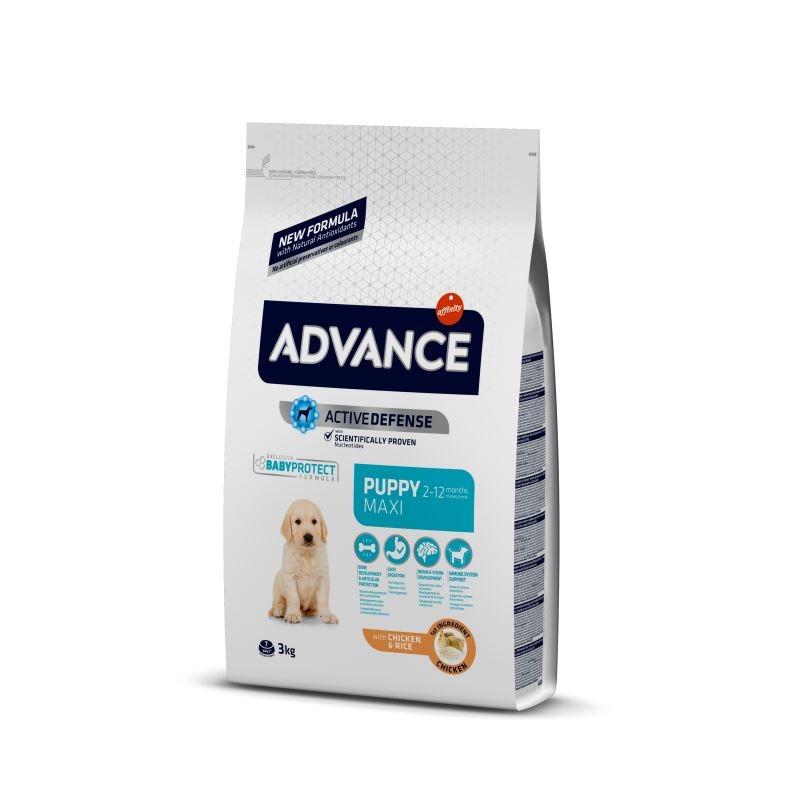 Advance Dog Maxi Puppy Protect, 3 kg imagine