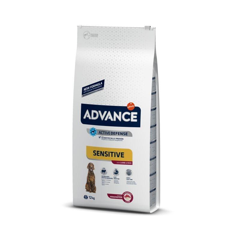 Advance Dog Miel & Orez, 12 kg imagine