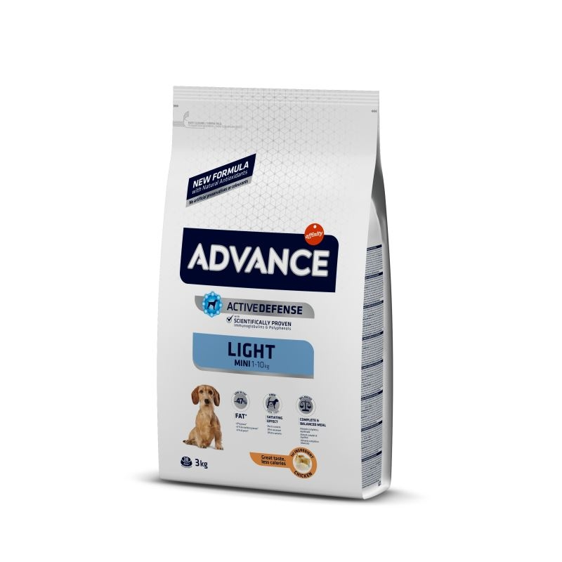 Advance Dog Mini Light, 3 kg imagine