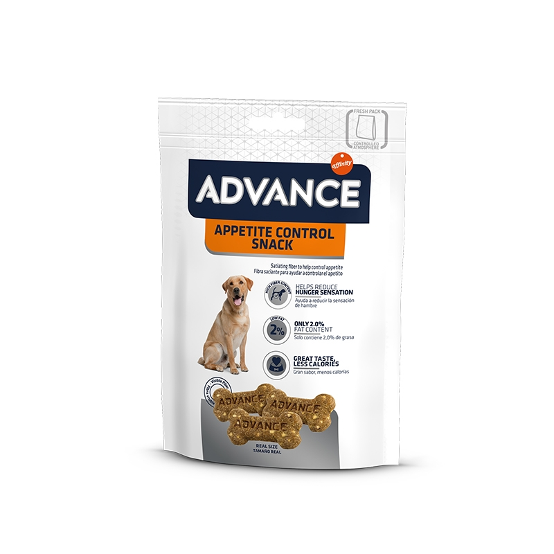 Advance Dog Obesity Biscuits 300 g imagine