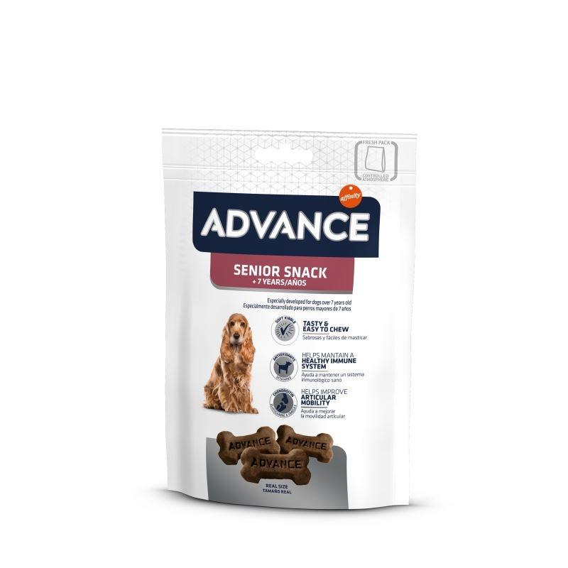 Advance Dog Senior Snack, 150 g imagine