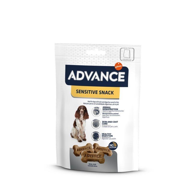 Advance Dog Sensitive Snack, 150 g imagine