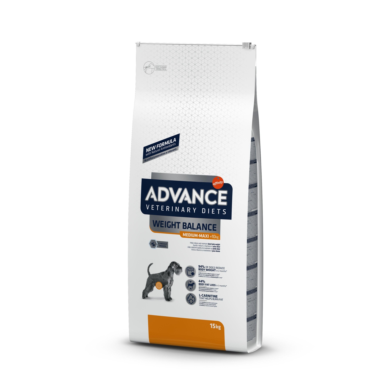 Advance Dog Weight Balance Medium - Maxi, 15 kg imagine