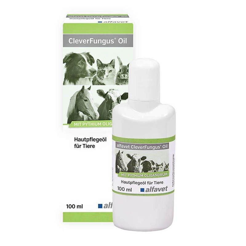 Alfavet Clever Fungus Oil, 100 ml imagine