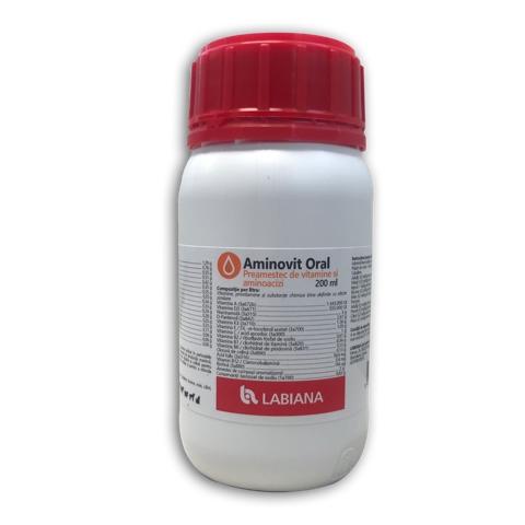 Aminovit Oral, 200 ml imagine