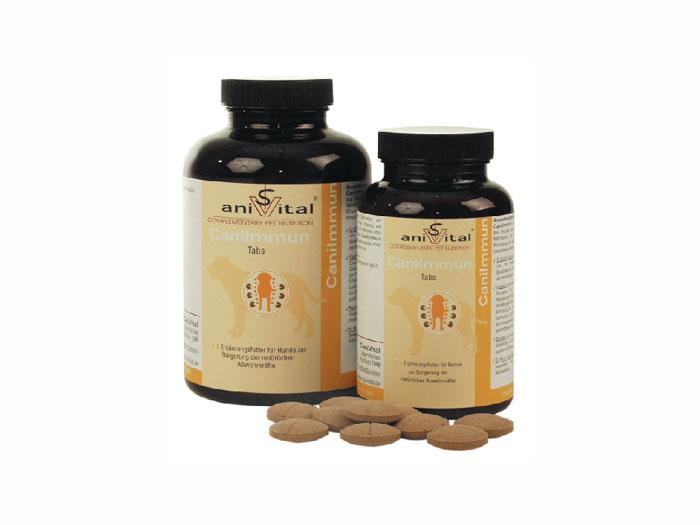 Anivital Cani Immun 120 Tablete imagine