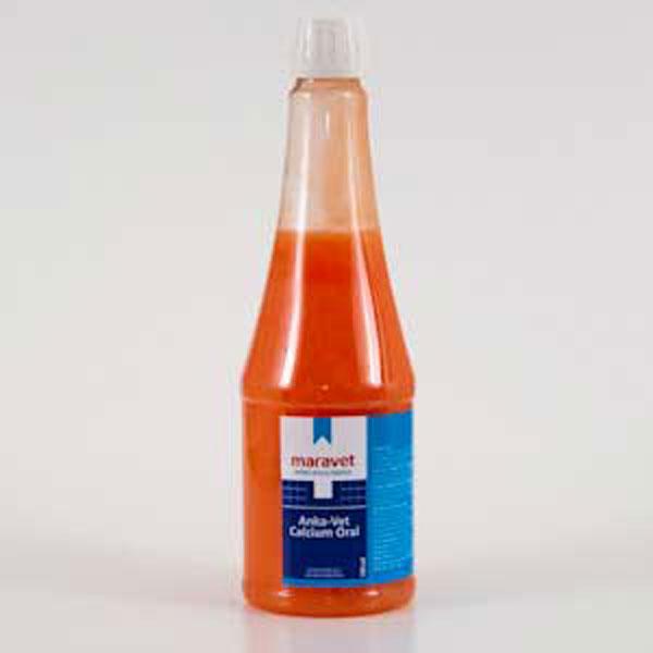 Anka-vet Calcium Oral 500 ml imagine