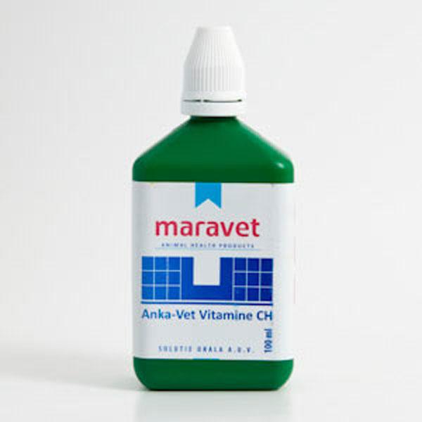 Anka-vet Vitamine CH 100 ml imagine