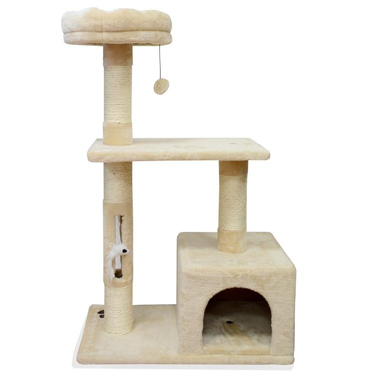 Ansamblu pisici, Miau Miau Home, 60x34x96cm imagine
