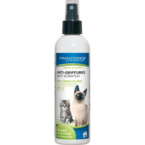 Spray Francodex Pisica Anti-Zgariat 200 ml imagine