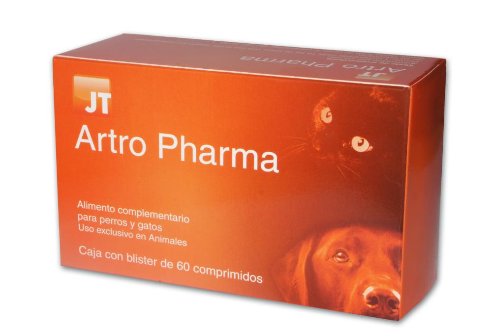 JT-ARTRO PHARMA 60 TABLETE imagine