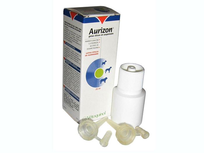 Aurizon solutie otica 10 ml imagine