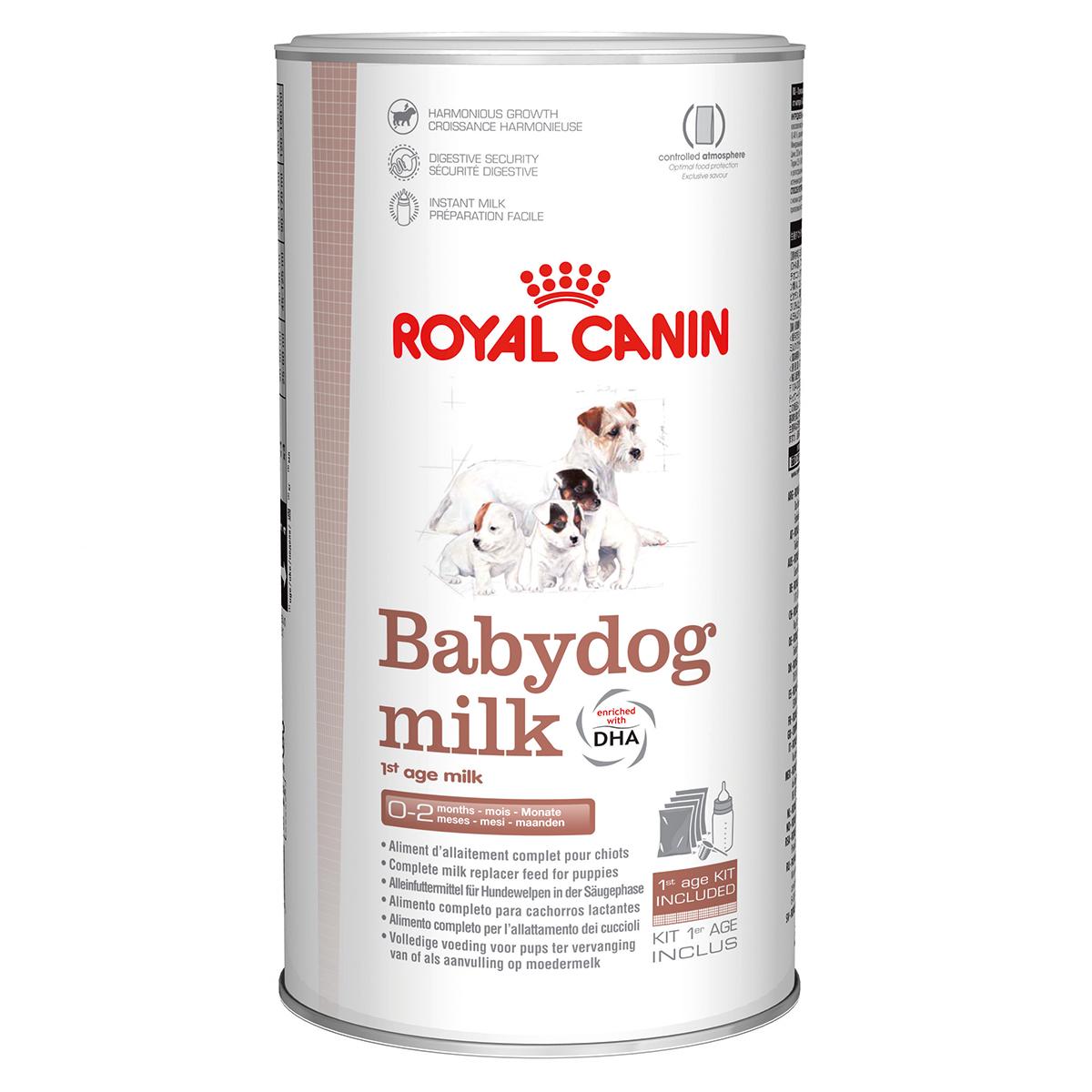 Royal Canin Babydog Milk, 400 g imagine
