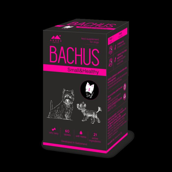BACHUS Small & Healthy, suplimente nutritive pentru caini mici imagine