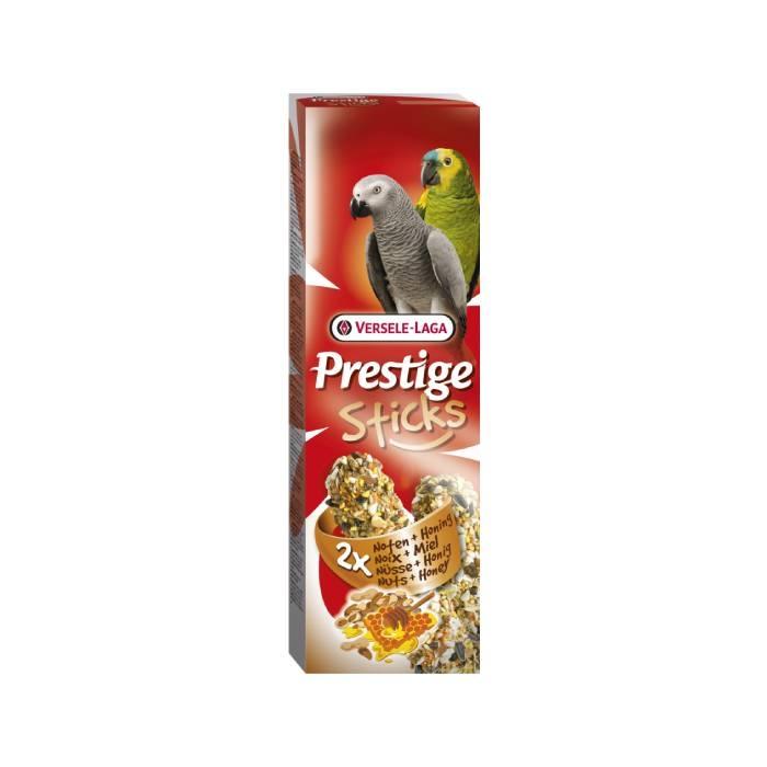 Baghete papagali, Versele-Laga Sticks Parrots Nuts & Honey 2 x 70 g imagine