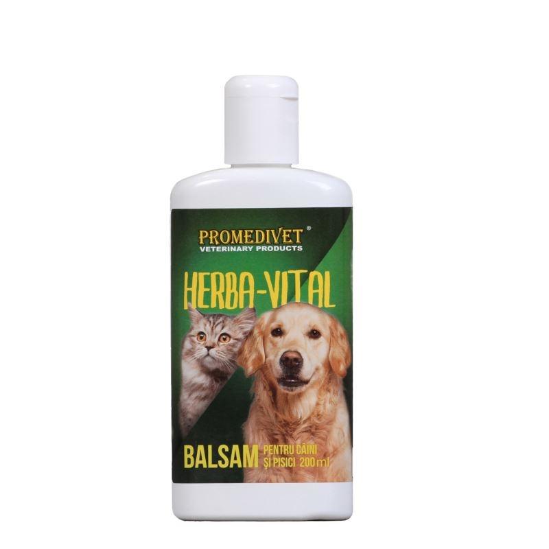Balsam Herba Vital, 200 ml imagine