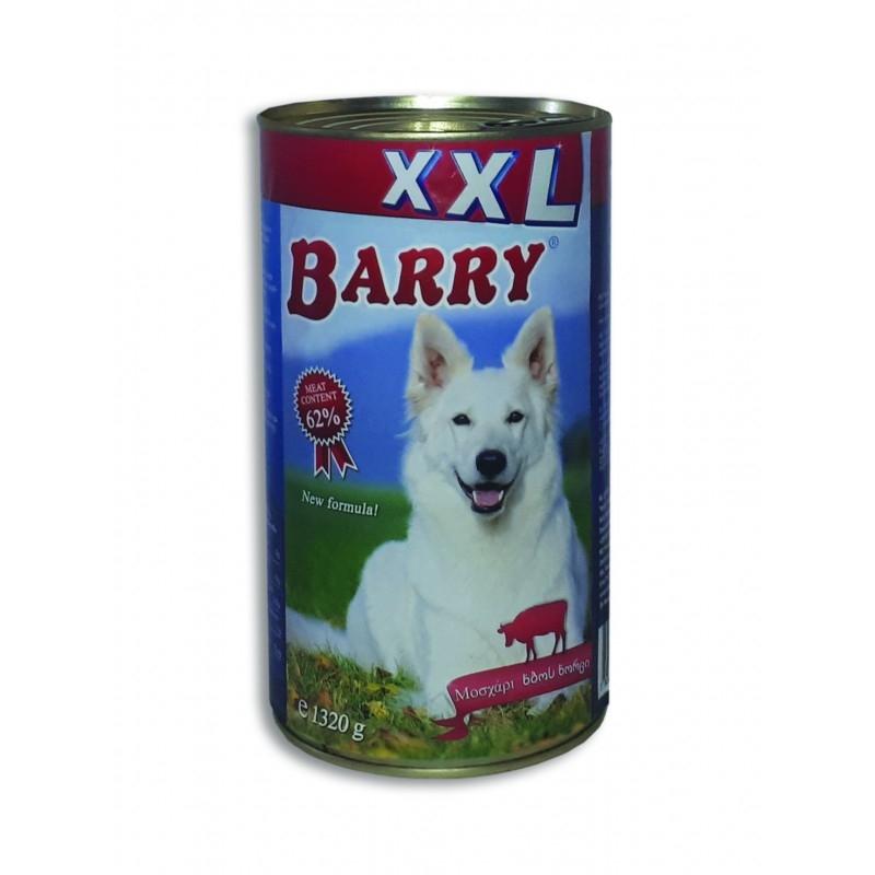 Hrana umeda, Barry XXL Vita, 1320 g imagine
