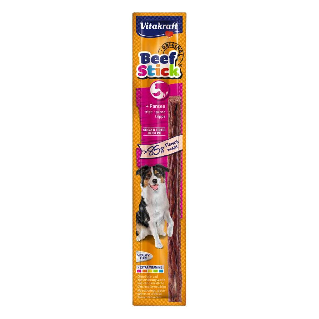 Recompense pentru caini, Vitakraft cu burta de vita, 12 g imagine