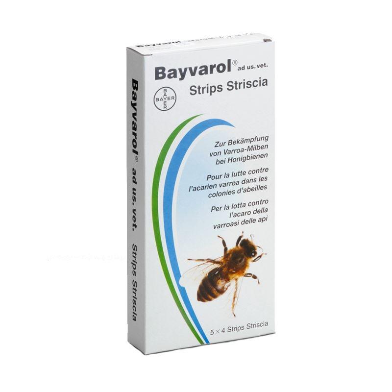 Bayvarol Strips 3.6 mg, 5 plicuri imagine