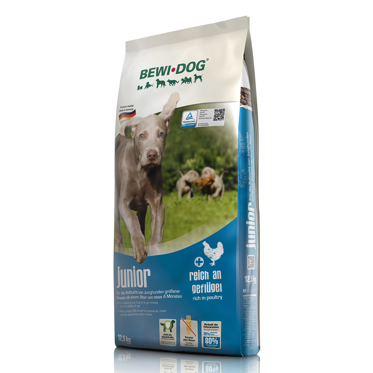 Bewi Dog Junior 12,5 Kg imagine