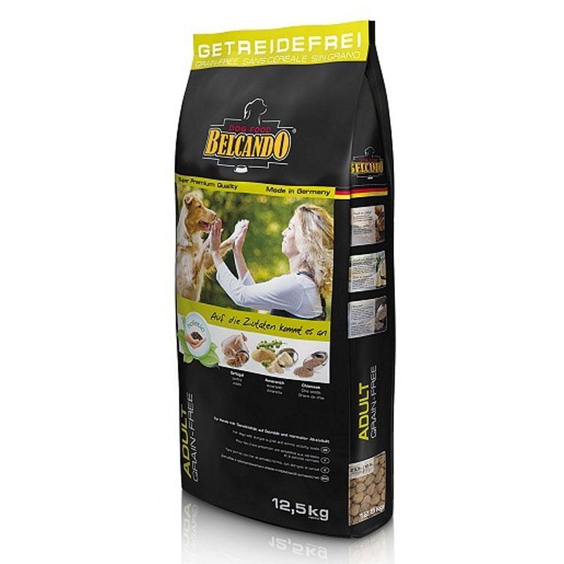 BELCANDO Adult Grain Free, 12.5 KG imagine